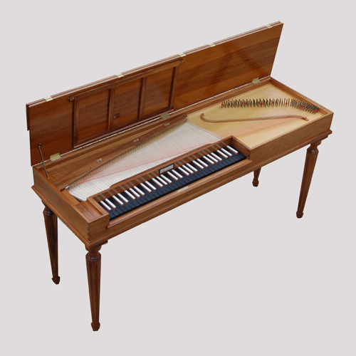 Unfretted Clavichord After J. C. Shiedmayer – Neustadt, 1796