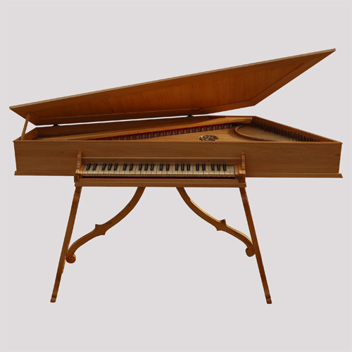 Polygonal Spinet After J. De Perticis – Florence, 1684