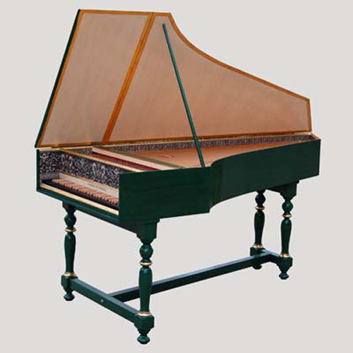 French – Flemish Harpsichord