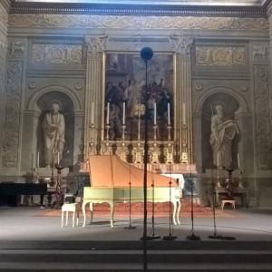 Clavicembali-petroselli- Cappella Paolina Quirinale