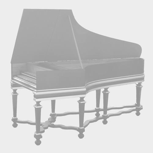 Fortepiano After J. A. Stein – Augsburg 1773