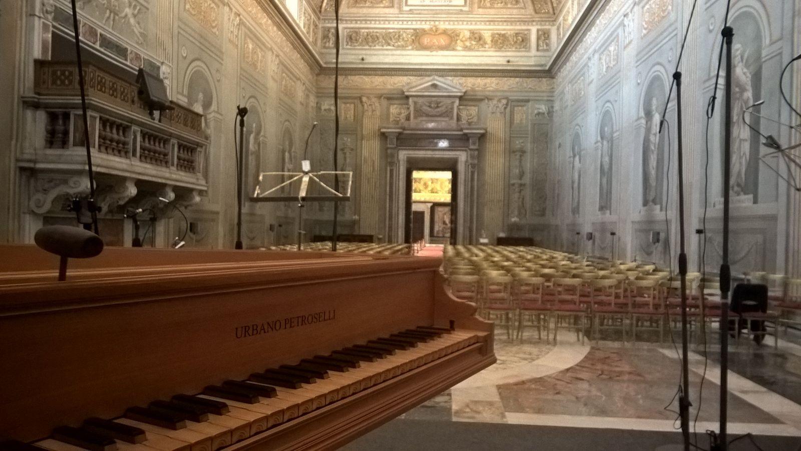 cappella paolina concerto
