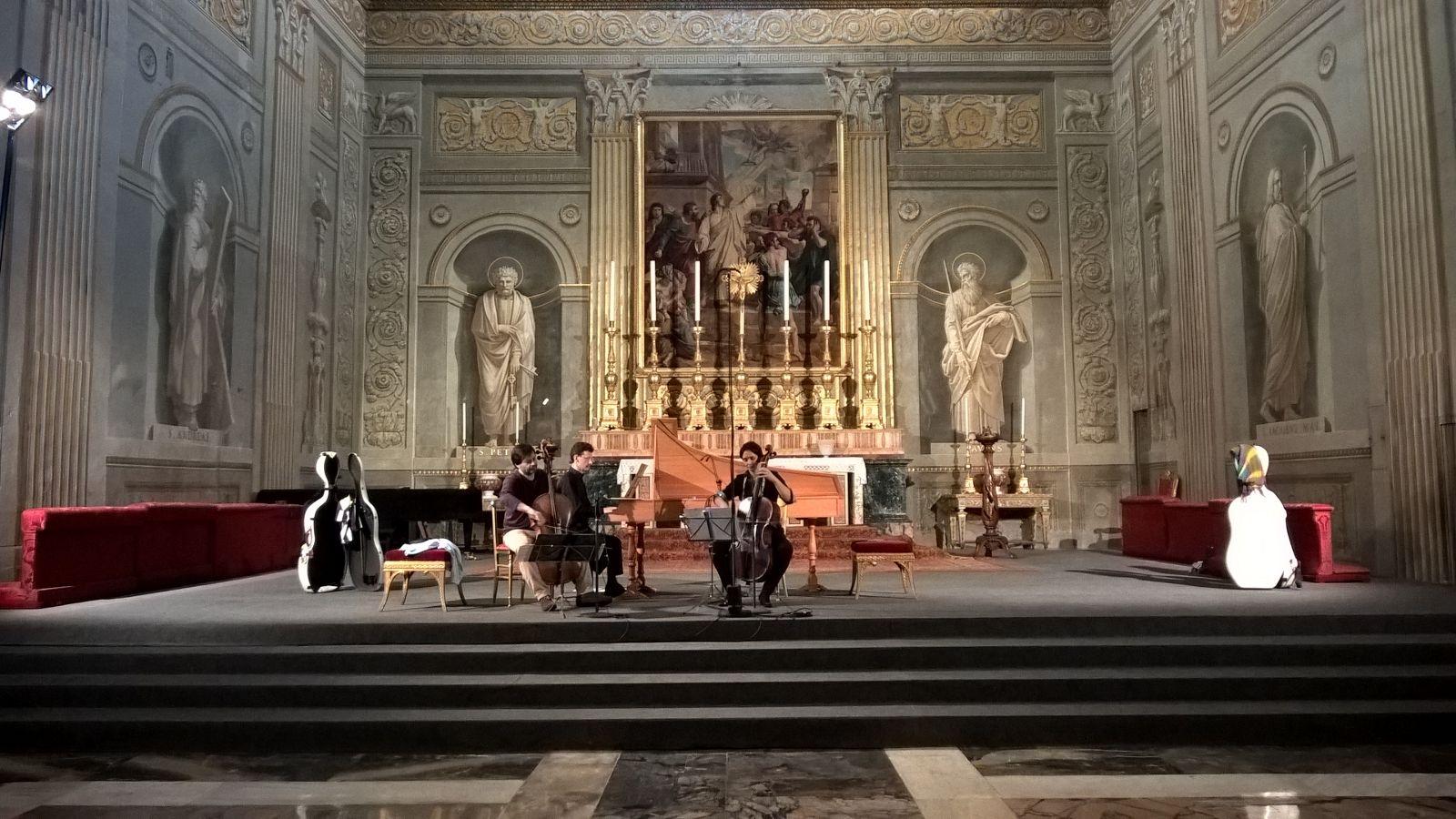 concerto cappella paolina